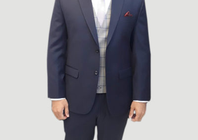 3 Pc Suit,Tailors in Dubai, SuitsAndShirts.ae,5